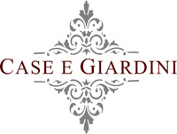 Estate agency Case e Giardini logo